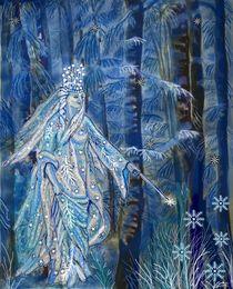 Die Winterfee von Heidi Schmitt-Lermann