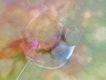 zu tief ins Glas geschaut... by Franziska Rullert
