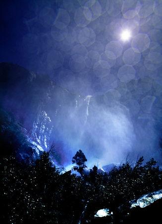 Blue-dust
