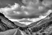 Wales The Road Through Wales by James Biggadike