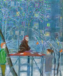 Weihnachtszeit von Heidi Schmitt-Lermann