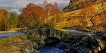 Ashness Bridge  Lake District von tkphotography