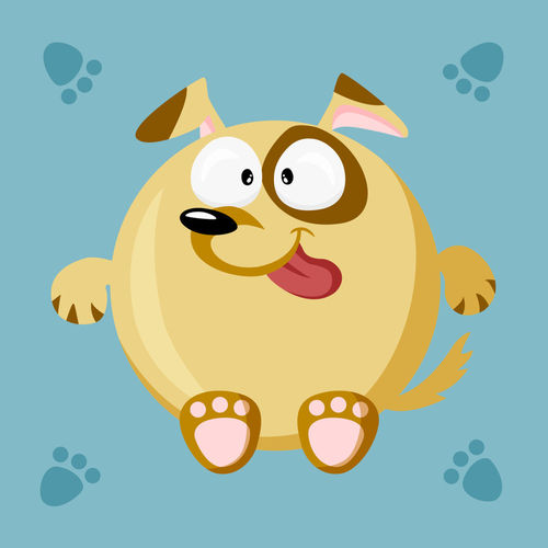 Kugeltier-hund