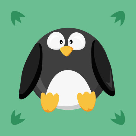 Kugeltier-pinguin