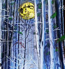 Mondnacht von Heidi Schmitt-Lermann
