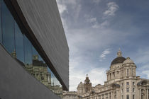 Museum of Liverpool Facade by Wayne Molyneux