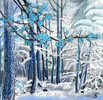 Der blühende Winterwald von Heidi Schmitt-Lermann