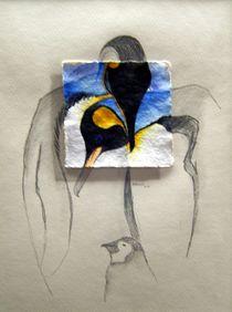 pinguine von Wolfgang Hänsel