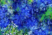 Field of Blue by David Lane