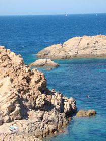 Korsikas Küste von Ka Wegner