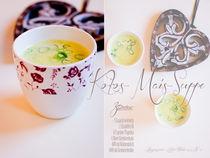 Kokos-mais-suppe