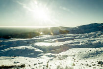 Mt. Ruapehu von Stas Kulesh