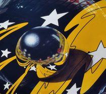 Pinball,Flipperkugel von Wolfgang Hänsel