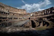 Colosseum Rome by JACINTO TEE