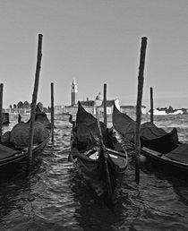 San Giorgio Maggiore in Venice by M.  Bleichner