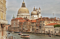 Canals of Venice by JACINTO TEE