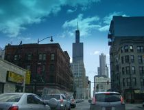 Willis Tower of Chicago by skyler