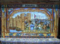 Plaza de España – Sevilla von Ulrike Kröll