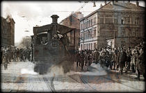 Steamtram Nr. 11 Pic.2 by Leopold Brix