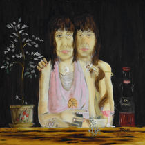 Ulla & Sonja by Jan-Erik Nilsson