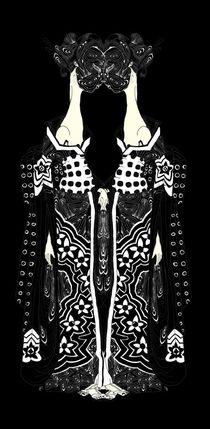 Kimono II Le double v2 von Kasparian Tamar