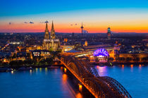 Cologne 03 von Tom Uhlenberg