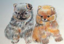 Hundekinder by Heidi Schmitt-Lermann
