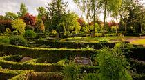 Cemetery by Keld Bach