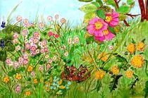 Die Sommerwiese von Heidi Schmitt-Lermann