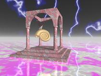 'Monument des heiligen Ammonit' by Frank Siegling