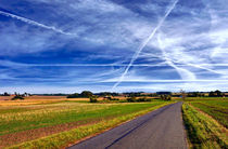 Chemtrails by Keld Bach