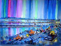 Polarlicht von Heidi Schmitt-Lermann