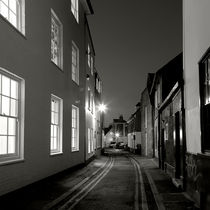 City of Canterbury at Night 5 von Robert Greshoff