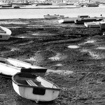 Brightlingsea Harbour, Essex, England by Robert Greshoff
