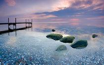 Peaceful Evening by Keld Bach