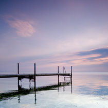 Pastel Tranquility by Keld Bach