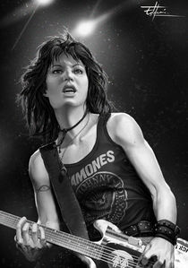 I Love Rock 'n' Roll - Joan Jett by Estefanía de C.
