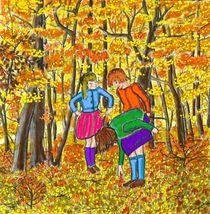 Herbstspiele von Heidi Schmitt-Lermann
