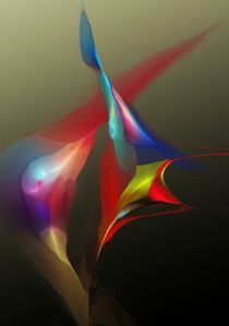 Abstract 091612 von David Lane