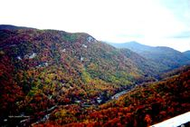 Smokey Mountain Range by skyler