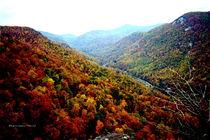 Hiking Through The Mountains von skyler