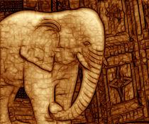'Asian Elephant' by Kathleen Stephens