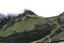 Alpenposter by Jens Berger