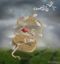 I`m not a bird by Irina Kuneva