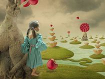 Sweet wold by Irina Kuneva