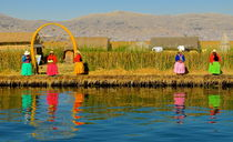 the Uros girls by picadoro
