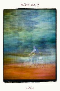 Biker no. 1 von arteralfo