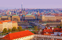 Postcard from Prague von Keld Bach