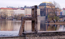 The Vltava Chair by Keld Bach