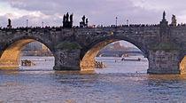 Charles Bridge by Keld Bach